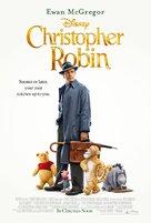 Christopher Robin - British Movie Poster (xs thumbnail)