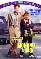 Nothing To Lose - DVD cover (xs thumbnail)