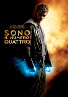 I Am Number Four - Italian Movie Poster (xs thumbnail)