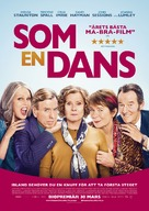 Finding Your Feet - Swedish Movie Poster (xs thumbnail)