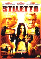 Stiletto - French DVD movie cover (xs thumbnail)