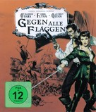 Against All Flags - German Blu-Ray cover (xs thumbnail)