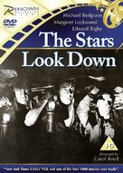 The Stars Look Down - British DVD movie cover (xs thumbnail)