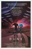 Dune - Advance movie poster (xs thumbnail)