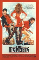 The Experts - Movie Poster (xs thumbnail)