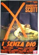 A Lawless Street - Italian Movie Poster (xs thumbnail)