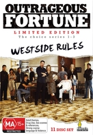 """Outrageous Fortune"" - New Zealand DVD cover (xs thumbnail)"