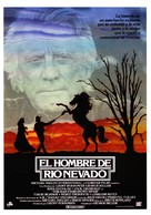 The Man from Snowy River - Spanish Movie Poster (xs thumbnail)