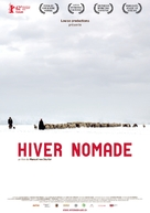 Hiver nomade - Swiss Movie Poster (xs thumbnail)