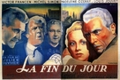 La fin du jour - French Movie Poster (xs thumbnail)