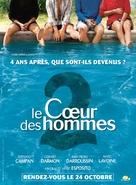Coeur des hommes 2, Le - French poster (xs thumbnail)