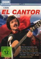 El cantor - German Movie Cover (xs thumbnail)