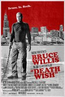Death Wish - Movie Poster (xs thumbnail)