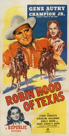 Robin Hood of Texas - Movie Poster (xs thumbnail)