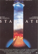 Stargate - German Movie Poster (xs thumbnail)