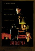 Unforgiven - Australian Movie Poster (xs thumbnail)