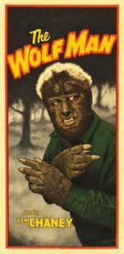 The Wolf Man - Homage poster (xs thumbnail)