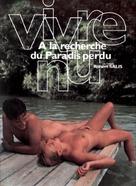À la recherche du paradis perdu - French Movie Poster (xs thumbnail)