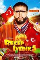 Recep Ivedik 5 - Turkish Movie Poster (xs thumbnail)