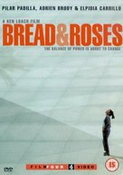 Bread and Roses - British DVD movie cover (xs thumbnail)