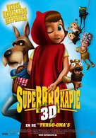 Hoodwinked Too! Hood VS. Evil - Dutch Movie Poster (xs thumbnail)