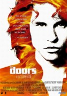 The Doors - Spanish Movie Poster (xs thumbnail)