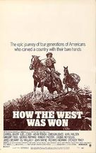 How the West Was Won - Movie Poster (xs thumbnail)