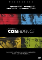 Confidence - DVD cover (xs thumbnail)