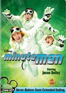 Minutemen - DVD cover (xs thumbnail)
