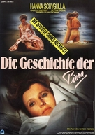 Storia di Piera - German Movie Poster (xs thumbnail)