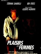 L'attenzione - French Movie Poster (xs thumbnail)