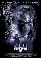AVPR: Aliens vs Predator - Requiem - Romanian Movie Poster (xs thumbnail)