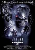 AVPR: Aliens vs Predator - Requiem - Romanian Movie Poster (xs thumbnail)