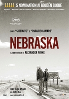 Nebraska - Italian Movie Poster (xs thumbnail)