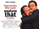 Analyze That - British Movie Poster (xs thumbnail)