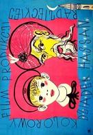 Starik Khottabych - Polish Movie Poster (xs thumbnail)