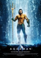 Aquaman - Estonian Movie Poster (xs thumbnail)