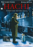 Hachiko: A Dog's Story - French DVD cover (xs thumbnail)