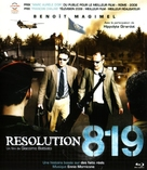 Résolution 819 - French Movie Cover (xs thumbnail)