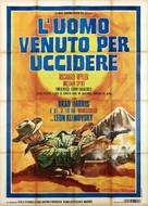 Hombre vino a matar, Un - Italian Movie Poster (xs thumbnail)