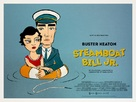 Steamboat Bill, Jr. - British Movie Poster (xs thumbnail)