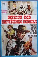 3 pistole contro Cesare - Turkish Movie Poster (xs thumbnail)