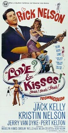 Love and Kisses - Movie Poster (xs thumbnail)