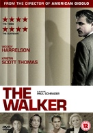 The Walker - British DVD movie cover (xs thumbnail)