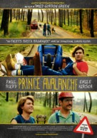 Prince Avalanche - Swedish Movie Poster (xs thumbnail)