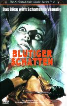 Solamente nero - German DVD cover (xs thumbnail)