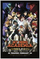 My Hero Academia - Boku no hîrô akademia THE MOVIE - Heroes: Rising - Hîrôzu: Raijingu - Movie Poster (xs thumbnail)