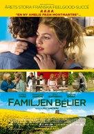 La famille Bélier - Swedish Movie Poster (xs thumbnail)