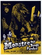 The Beast from 20,000 Fathoms - French Movie Poster (xs thumbnail)
