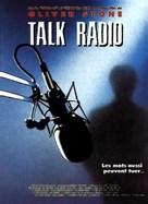 Talk Radio - French Movie Poster (xs thumbnail)